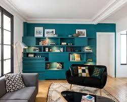 Die besten 25+ Salon bleu canard Ideen auf Pinterest   Deco bleu ...