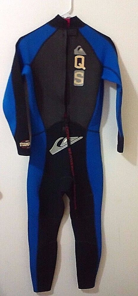 Quicksilver Wetsuit Size 10 Stormproof (Full Body) #Quiksilver