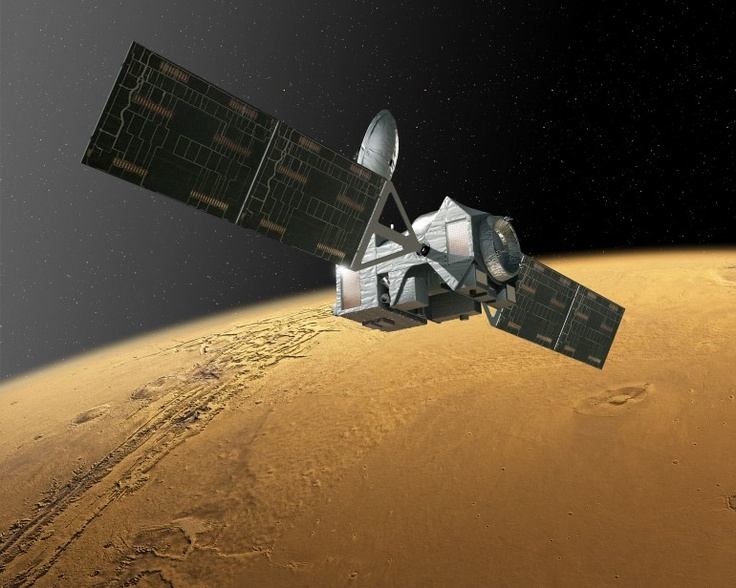 ESA and Roscosmos partnering for Mars missions By David Szondy  March 15, 2013 Trace Gas Orbiter will seek out traces of methane in the Martian atmosphere