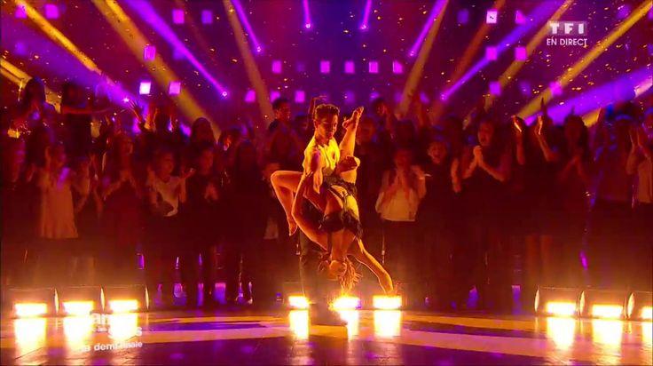 Une Salsa pour Priscilla Betti, Christophe Licata et Chris Marquès sur « Let's Get Loud » (Jennifer Lopez)