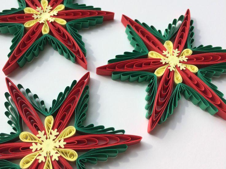 Best 25 poinsettia ideas on pinterest poinsettia flower for Poinsettia christmas tree frame