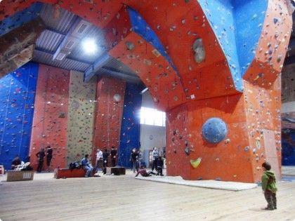 indoor climbing in berlin
