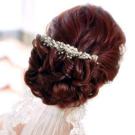 I need to find a comb like this: Hair Ideas, Weddinghair, Vintage Wedding, Weddings, Hair Pieces, Beautiful, Hair Style, Wedding Hairstyles, Hair Color