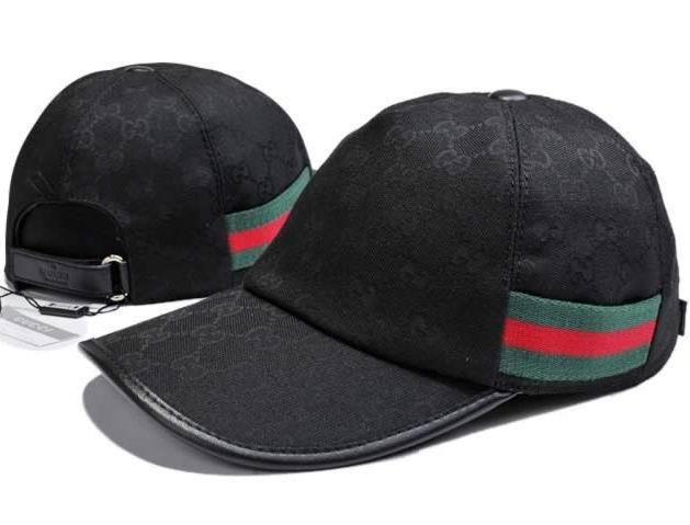 971ae1b2290 Gucci Original GG Canvas Baseball Hat with Web