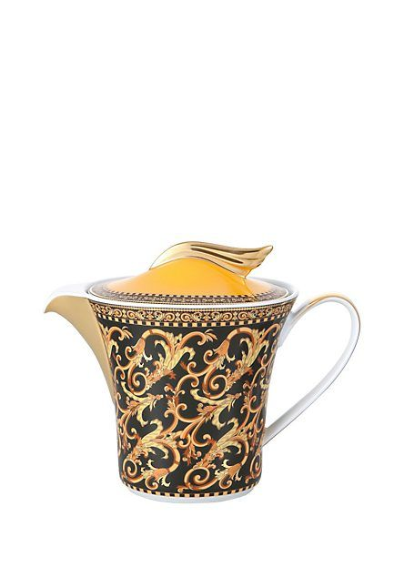Barocco Teapot by Versace Home. Highest expression of elegance and refinement of Versace Barocco tableware  sc 1 st  Pinterest & 415 best BB - Versace Rosenthal images on Pinterest | Versace Bb ...