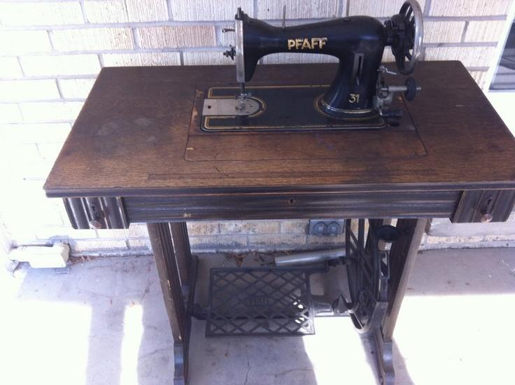 86 best pfaff images on Pinterest | Sewing machines, Vintage ...