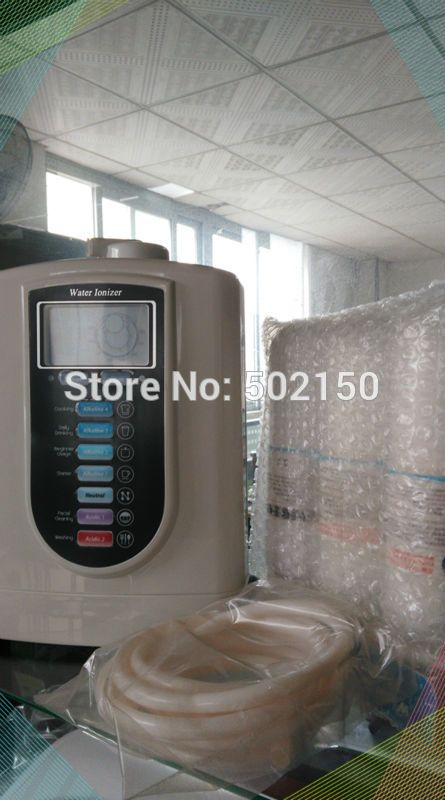 Best industrial water ionizer ion exchange resin with CE certification , one year warranty