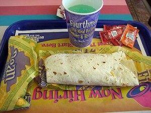 Taco Bell Burrito Supreme recipe - Famous Restaurant Recipes