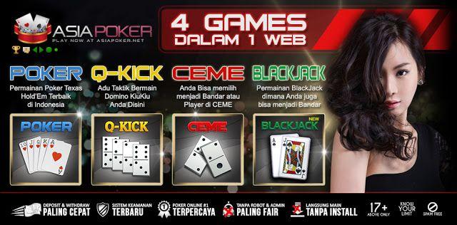 PANDUAN BERMAIN JUDI ONLINE TERLENGKAP: Tips Bermain Poker Online Uang Asli Agar Menang Te...