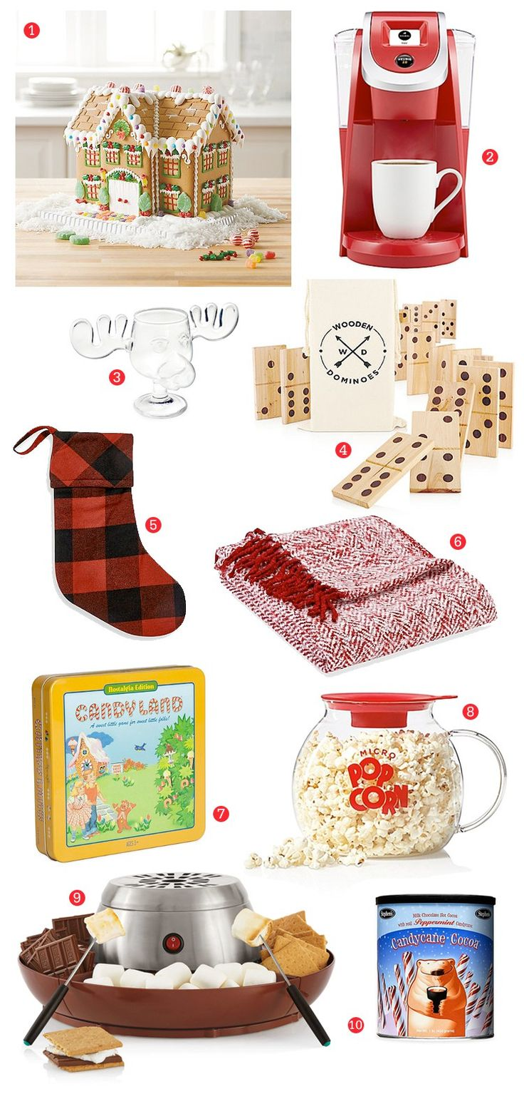 Unique holiday shopping gifts for the family boston design guide - Gift Guide Gifts For The Family Nice Goalsfamily Giftschristmas