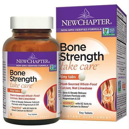 New Chapter Bone Strength Tiny Tabs - 240 ea