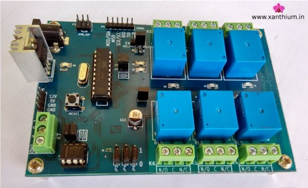 Pin by ashish on 8 channel RS485 controlled Relay