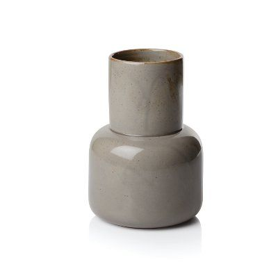 Earthenware Vase. Fritz Hansen Objects. Design Cecilie Manz.