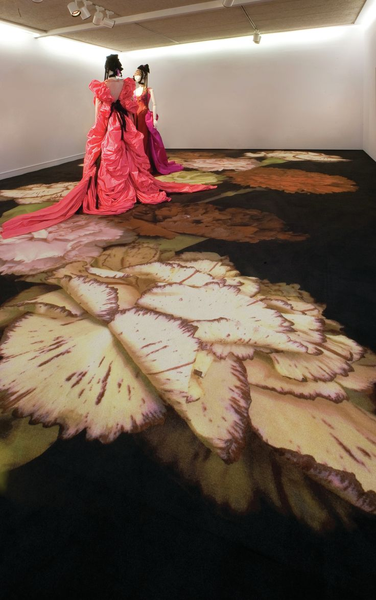 Location: Musée Réattu, France Design: Mr. Christian Lacroix www.egecarpets.com