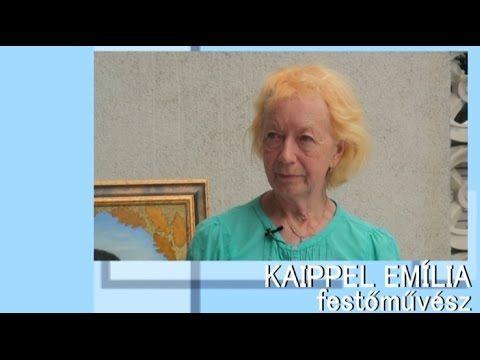 Ismeretlen Ismerős - Kaippel Emília festőművész