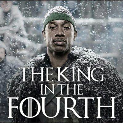 No jogo dos tronos da NBA o gigante Isaiah Thomas de 1,75m é o rei do quarto período.