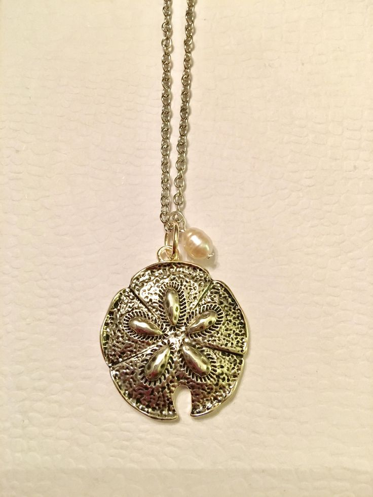 Excited to share the latest addition to my #etsy shop: Antique Silver Sand Dollar Pendant Necklace! Nautical Necklace! http://etsy.me/2C6GjP3 #jewelry #necklace #silver #sanddollarnecklace #beachnecklace #nauticalnecklace #giftsforher