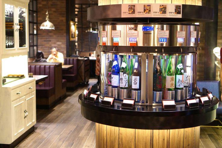 Ecco una tra le invenzioni italiane per il business della ristorazione: i #dispenservino! Scoprili qui: http://idssermide.com/dispenser-vino-per-ristoranti-degustazione-al-calice/ #dispenservino #dispenservinoperristoranti