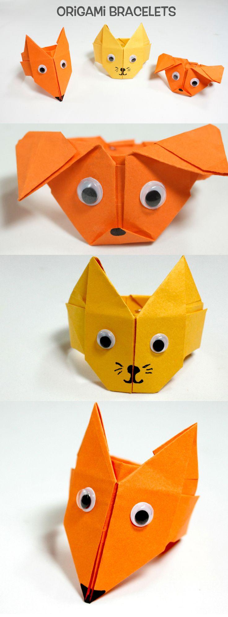 Origami Bracelets