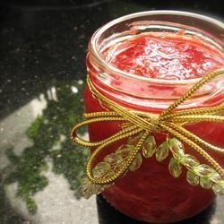 Geleia de morango @ allrecipes.com.br