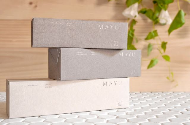 MAYU on Packaging of the World - Creative Package Design Gallery