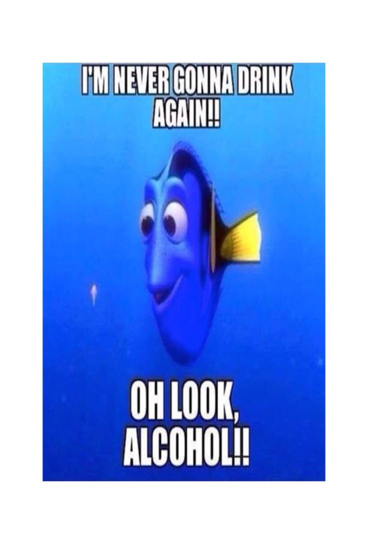 Alcohol Dori Finding Nemo | LOL | Pinterest | Finding nemo ...