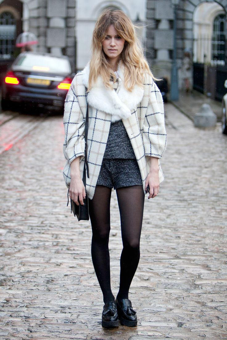 Street Style: London Fashion Week  - ELLE.com