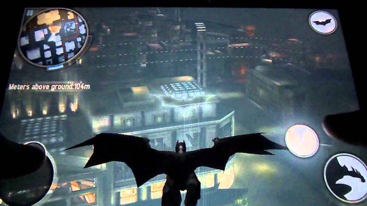 HP Touchpad Jellybean 4.1.1 The Dark Knight Rises Gameplay (+playlist)