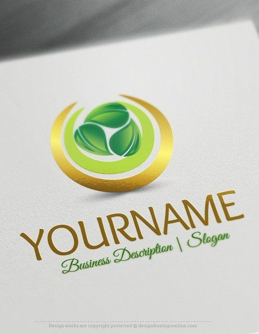 Design Free Design Green Energy Logo Template Ready made Online Eco & Nature logo template Decorated with an image of a globe, sun and a tree. This professional people logos excellent for  eco-friendly solar energy, Eco park, recycling, Plant nursery, Agriculture etc.   How to design logo online? 1- Customize This logo with our free logo maker tool - Change you company name, slogan, #greenenergy