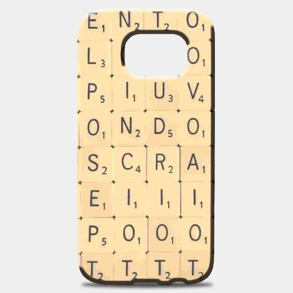 Scrabble Word Game Samsung Galaxy Note 8 Case | casescraft