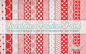 My Sims 3 Blog: Valentines Pattern Pack by Peacemaker ic