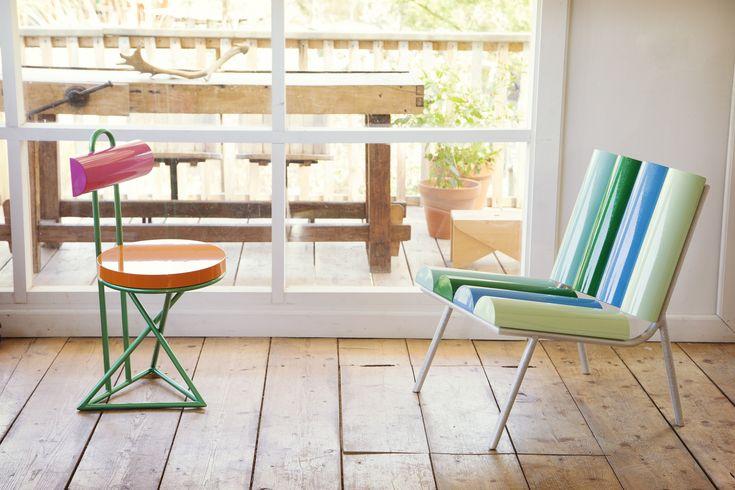 #cyber #chair #milky #armchair, design by #AntonioAricò for #altreforme, #galactica collection #interior #home #decor #homedecor #furniture #aluminium #woweffect #madeinitaly