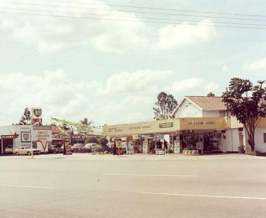 BP Palms Corner service station, Nambour QLD