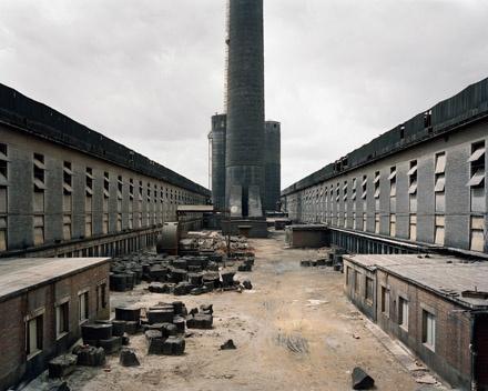 LHOOQtius ov Blog: Burtynsky: My Industrial / Landscape Photography Idol