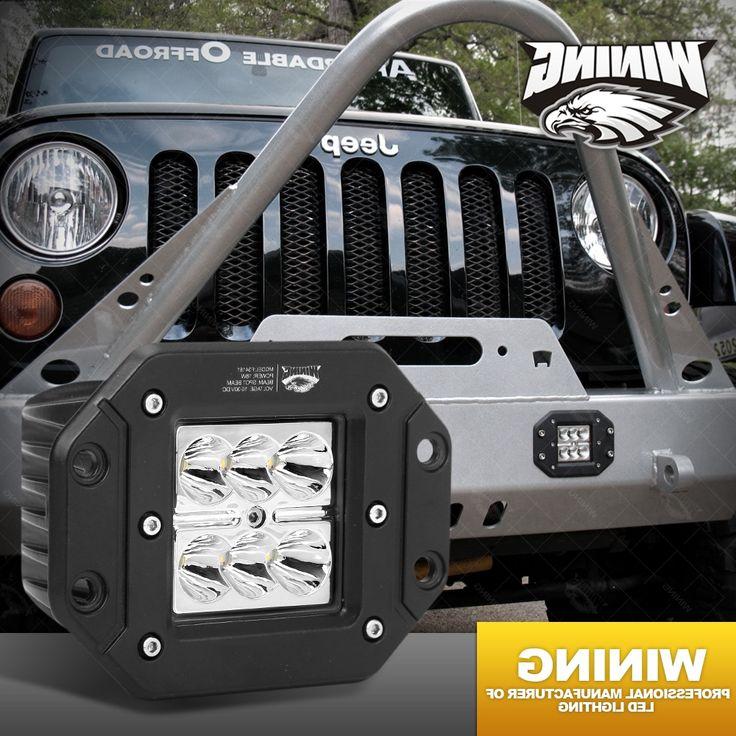38.60$  Watch now - https://alitems.com/g/1e8d114494b01f4c715516525dc3e8/?i=5&ulp=https%3A%2F%2Fwww.aliexpress.com%2Fitem%2FWholesale-Offroad-Trailer-Truck-ATV-Car-Pickup-Tractor-Bumper-Work-Light-12V-24V-Rear-Fog-Lamp%2F32783457625.html - Wholesale Offroad Trailer Truck ATV Car Pickup Tractor Bumper Work Light 12V 24V Rear Fog Lamp 18W Flushed Mount LED Work Light  38.60$
