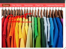 New listing in Dry Cleaners added to CMac.ws. Comet Dry Cleaners in Boise, ID - http://dry-cleaners.cmac.ws/comet-dry-cleaners/45406/
