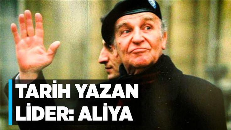 """""""Bağımsız"""" Bosna Hersek'in ilk cumhurbaşkanı merhum Aliya İzetbegoviç, 8 Ağustos 1925'te Bosna Hersek'in kuzeyindeki Bosanski Samac şehrinde dünyaya geldi."""