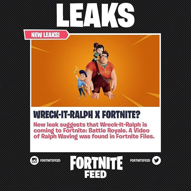 news wreck it ralph crossover happening soon with fortnite a new video - fortnite x wreck it ralph
