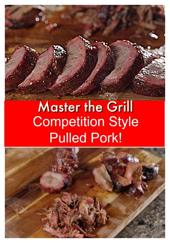 Amazing video showing EXACTLY how to make Competition Pulled Pork.  Absolutely worth a watch!