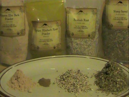 Preparing the Essiac Tea Recipe   Make Your Own Essiac tea