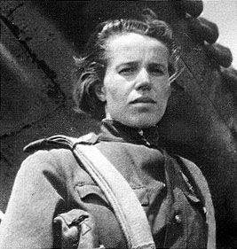 """""""It was very difficult to be the leader of a male squadron. They trust you, because you are a skillful and trained pilot.  The Germans always fired at the lead plane, because if the leader was shot down, the formation would disperse and leave without the commander."""" """"Senior Lieutenant Anna Yegorova commanded a squadron, flew one of the most effective attack craft of WWII, and survived nearly 250 combat missions at a time when the typical pilot was lucky to make it to 10..."""""""