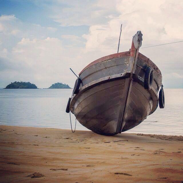 boat cruise Mergui Archipel