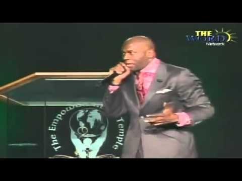Dr Jamal Harrison Bryant, People Are Crazy 2014 FULL SERMON