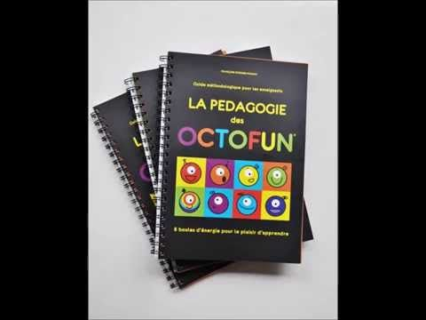 Les Octofun - Livre pédagogique - YouTube
