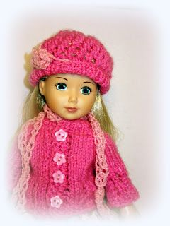 OOAK doll clothes: Outfit N°2 for Zapf Jolina