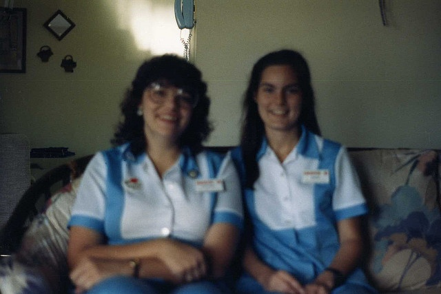 Winn Dixie Uniforms - Hysterical; yep I wore the baby blue polyester ...