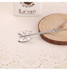 Lord of the rings halsband med dvärgens yxa som medaljong i silver. - |Elvirah.se - Shopping butiken online med dem billigaste priserna|