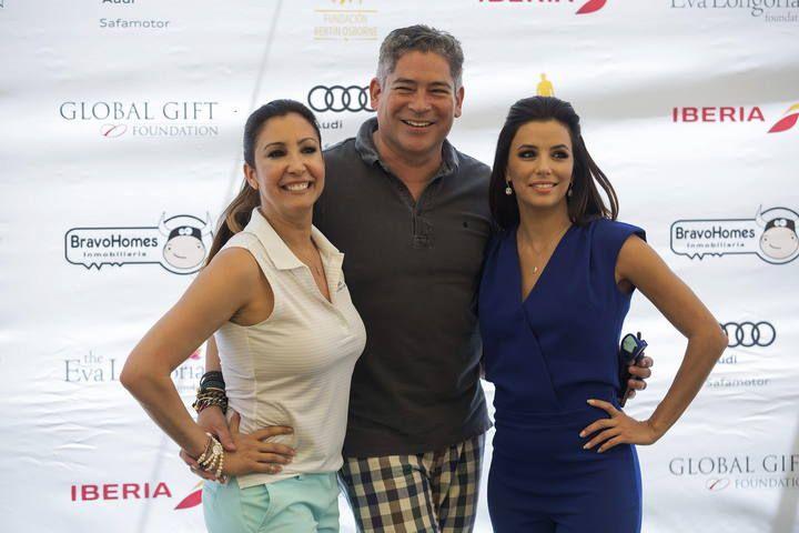 Gala benéfica de la Fundación Global Gift en Marbella organizada por Eva Longoria