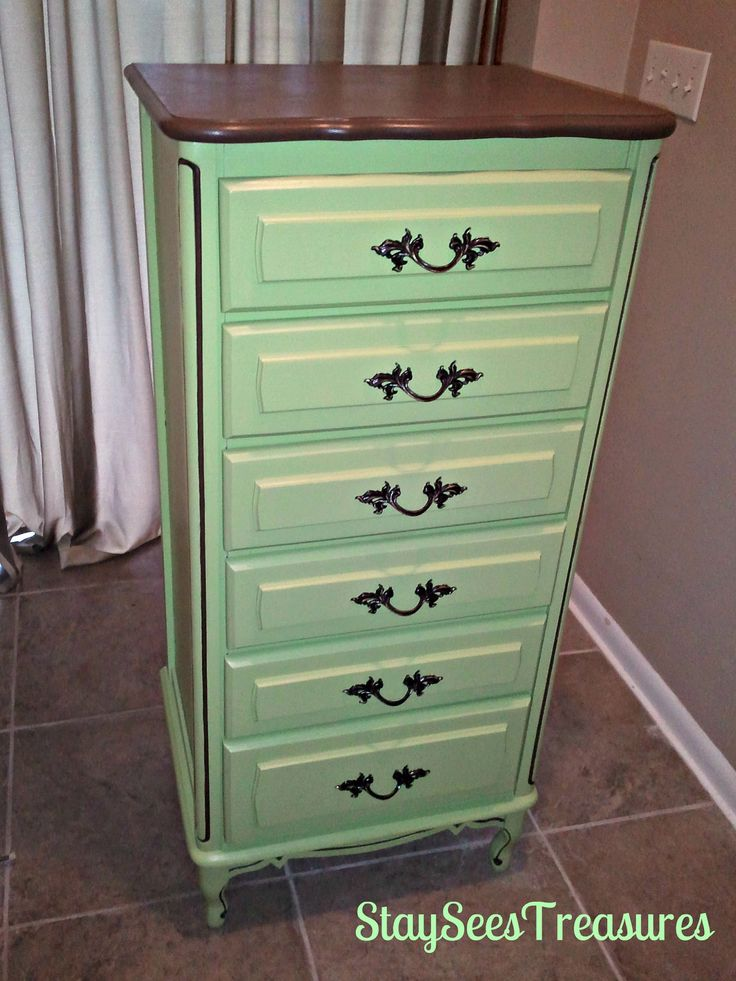 1000 Images About French Provincial Chest On Pinterest Hand Painted Pottery Vintage And Drawers