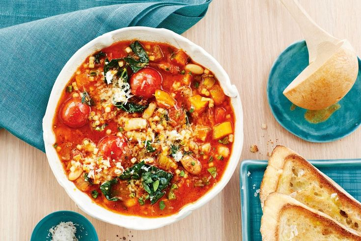 This soup is perfect for those chilly winter evenings.
